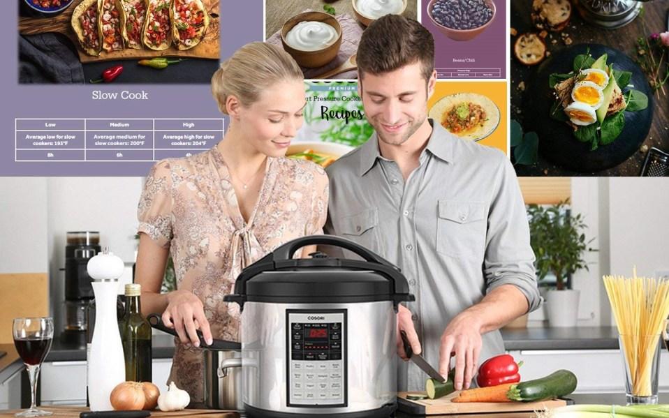 Cosori Pressure Cooker Amazon