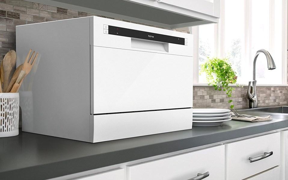 countertop dishwasher amazon