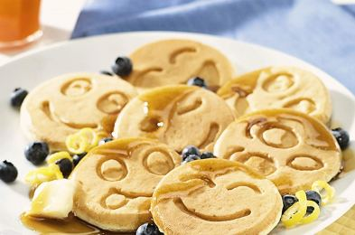 emoji pancakes mould pan
