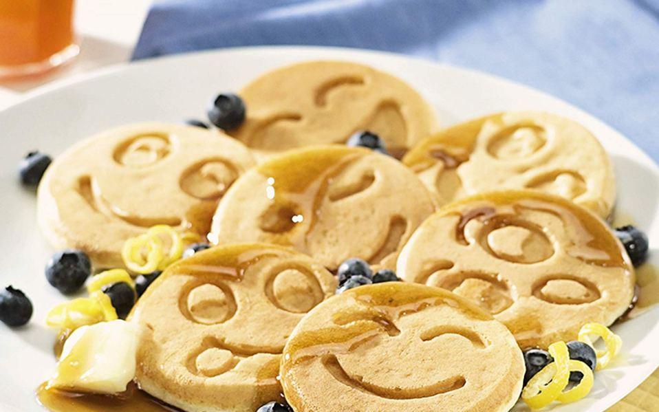 emoji pancakes mould pan