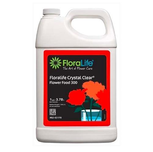 floralife gallon liquid flower food