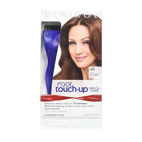 best hair color products at home top rated clairol root touch-up nice 'n easy