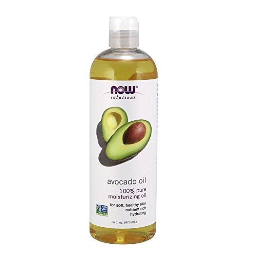 avocado oil skin care routine anti-aging now organic