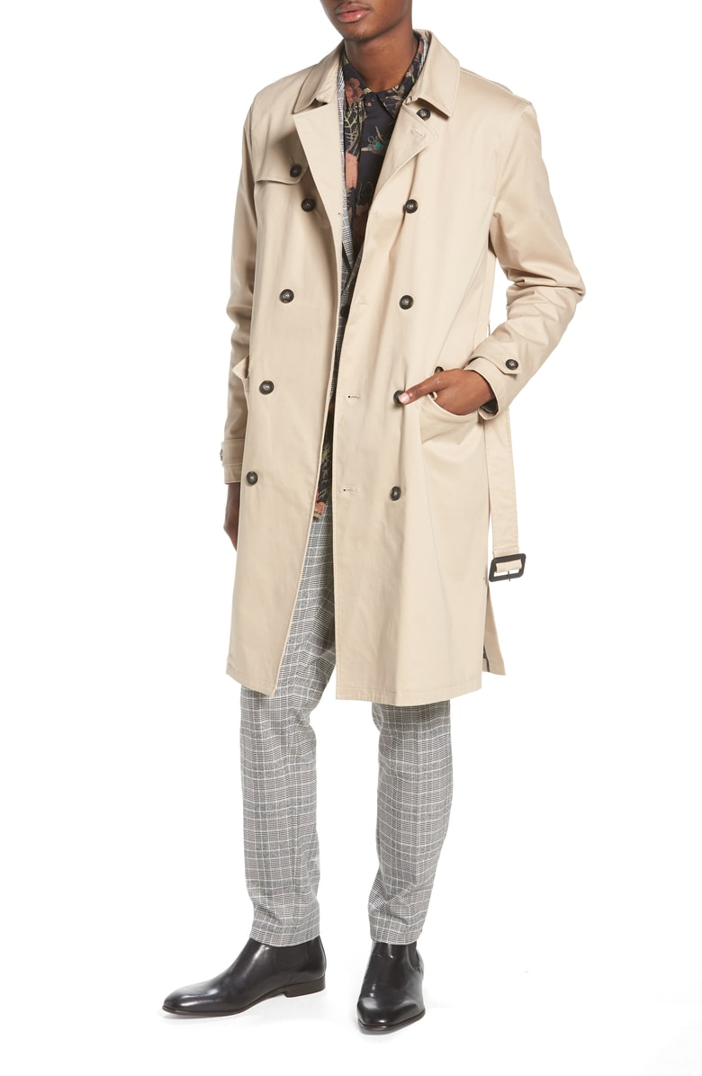 burberry trench coat alternatives fall topman peached
