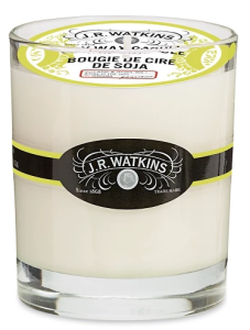 J.R. watkins candle