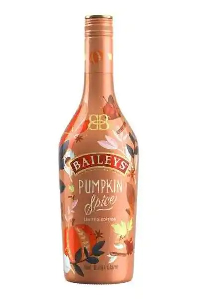Baileys Irish cream Pumpkin Spice