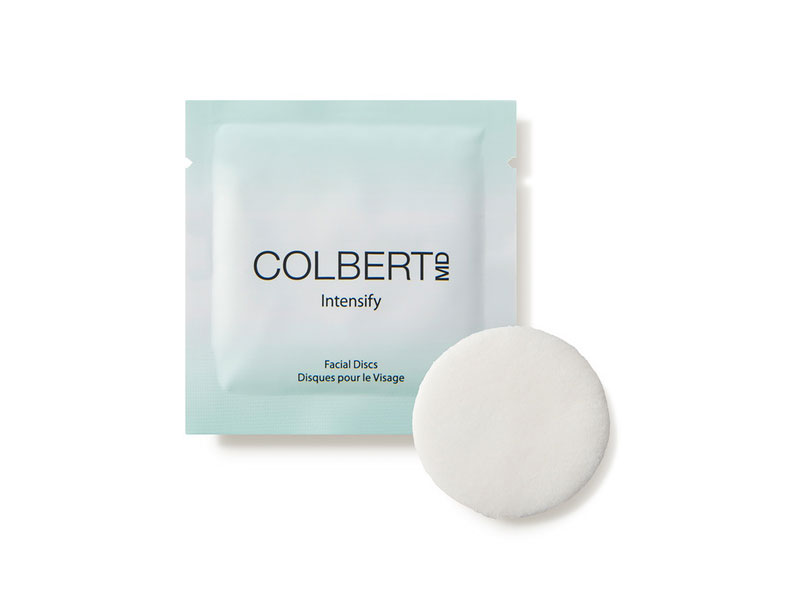 facial cleansing discs colbert MD intensify dermstore