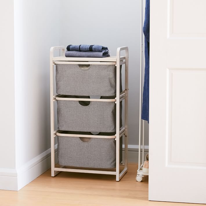 best ways to organize closet drawers