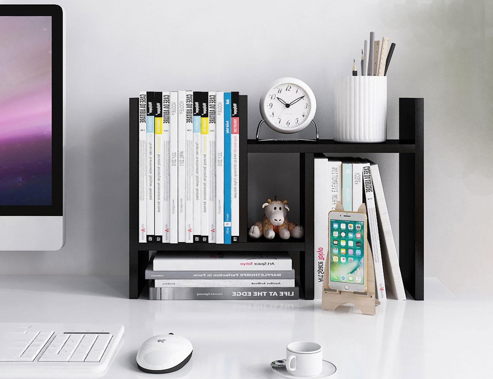 The 15 Best Desk Shelves For Home Offices Dorm Rooms In 2020 Spy