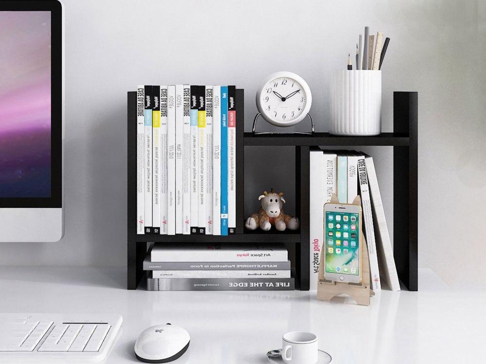 24 Desk Shelves For Organizing Every, Desk And Shelves