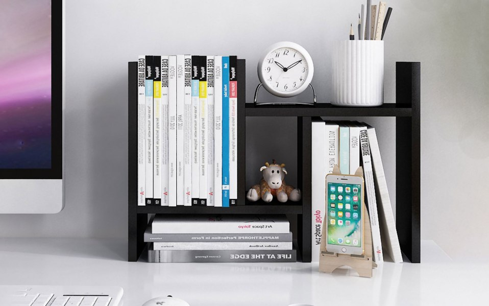 best desk shelves