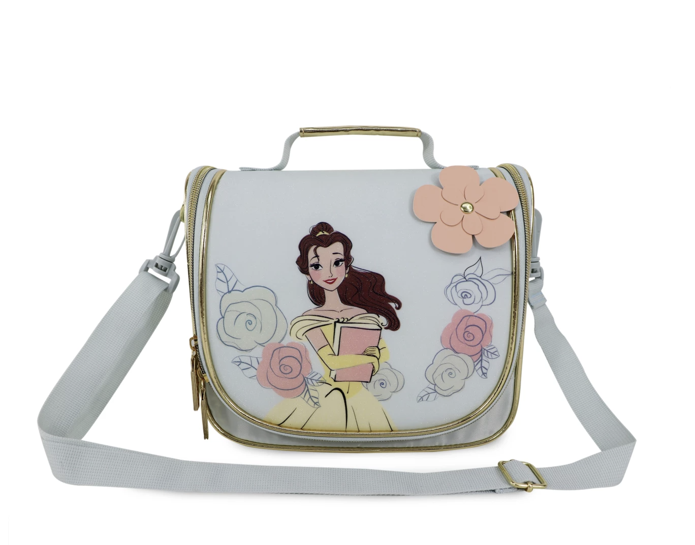 Beauty and the Beast lunch bag