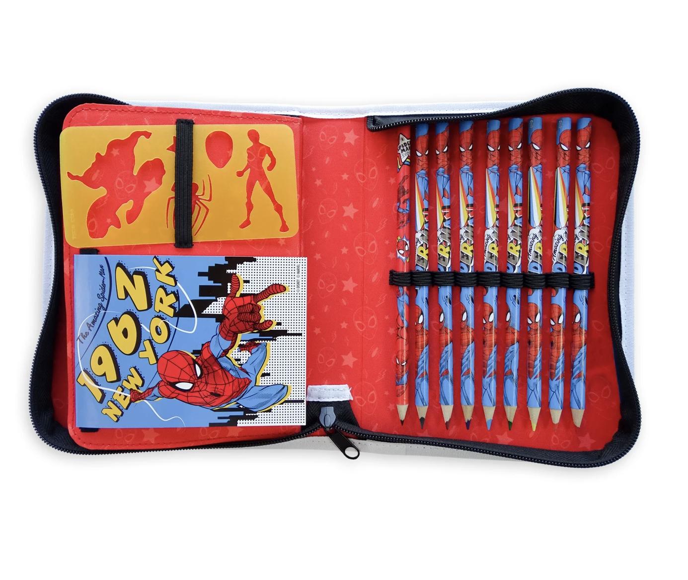 Spider-Man pencil case