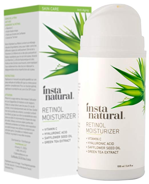 neck lift natural skin care under 30 instanatural retinol moisturizer