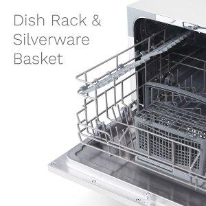 h0meLabs Countertop Dishwasher Amazon