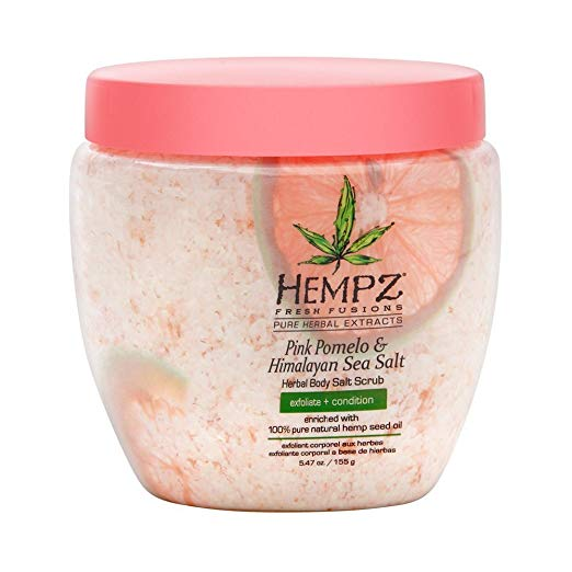 himalayan salt pink best uses hempz scrub pomelo sea