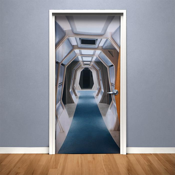 Star Trek The Next Generation Door Cover