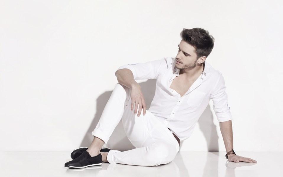 men's white pants sale