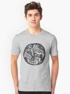 language quotes inspiring travel mottos ireland sine metu t-shirt