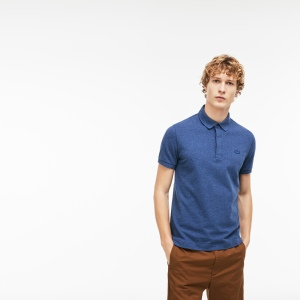 Blue Polo Shirt Lacoste