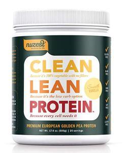 Premium Pea Protein Powder