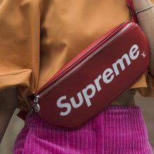 supreme waist bag fanny pack dupe alternative