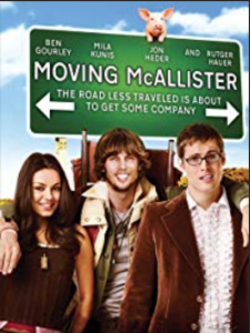 Moving McAllister Mila Kunis