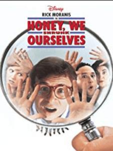 Honey We Shrunk Ourselves Poster