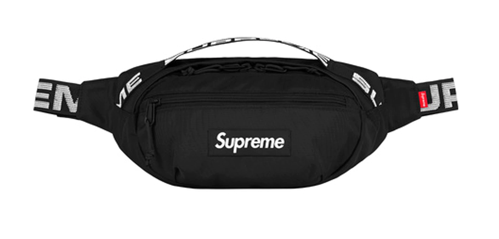 Black Fanny Pack Supreme