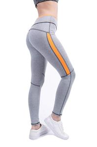Grey Leggings Yoga Pants