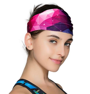 Sweat Headband Women's