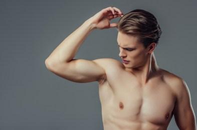 how to lighten underarm pigmentation