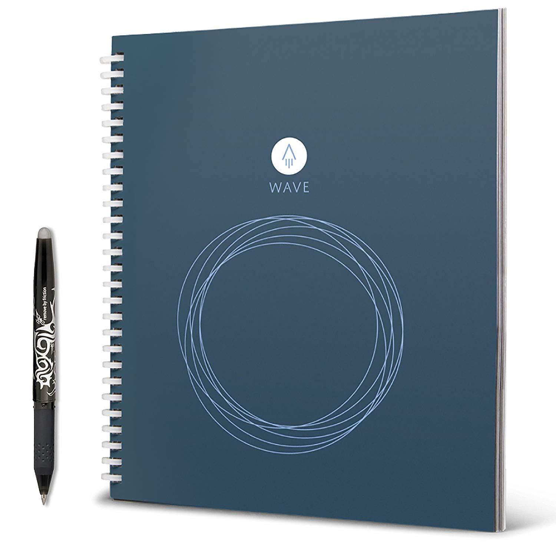 smart notebook rocketbook wave sync phone app
