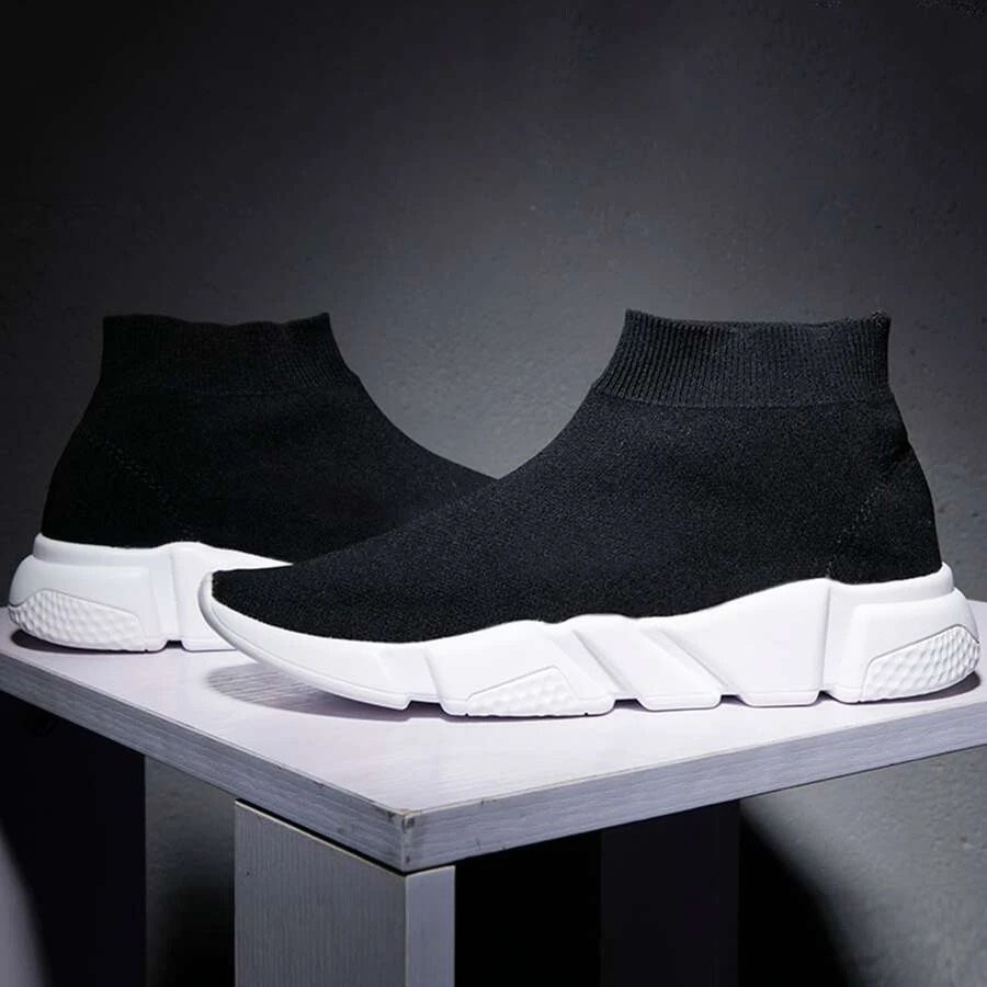 Shein High Top Sock Sneakers