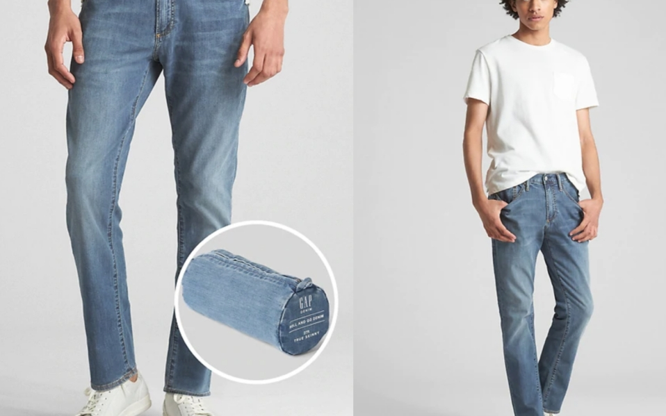 Best Jeans for Traveling: New GAP