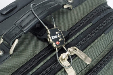 TSA Approved Bag Locks