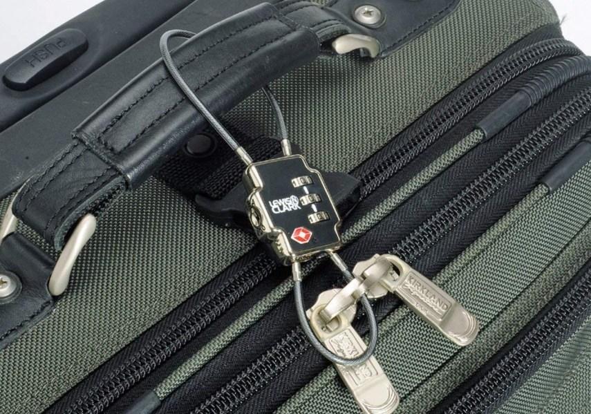 Best TSA-friendly bag locks