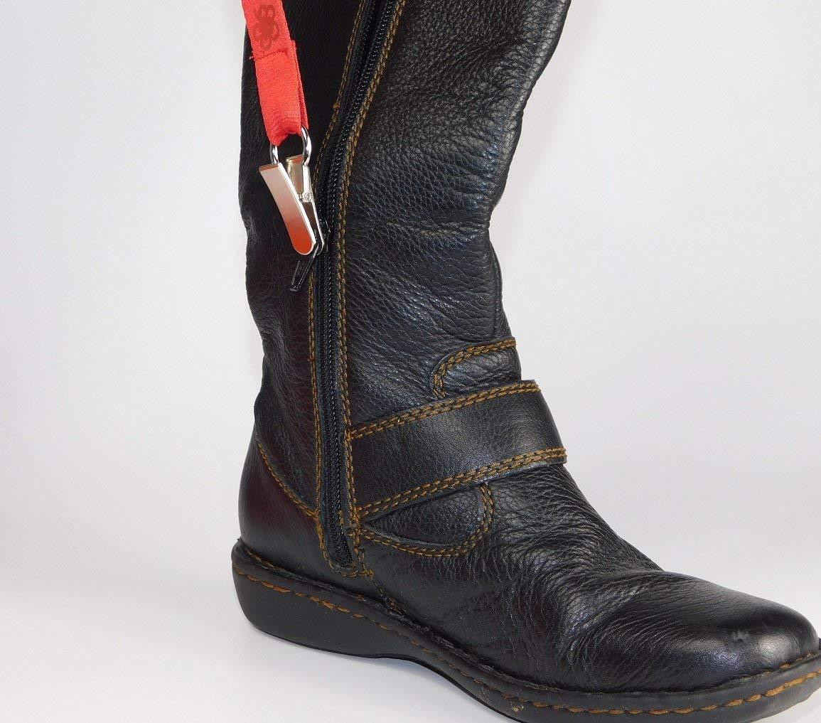 how to zip up dress boots zipuller