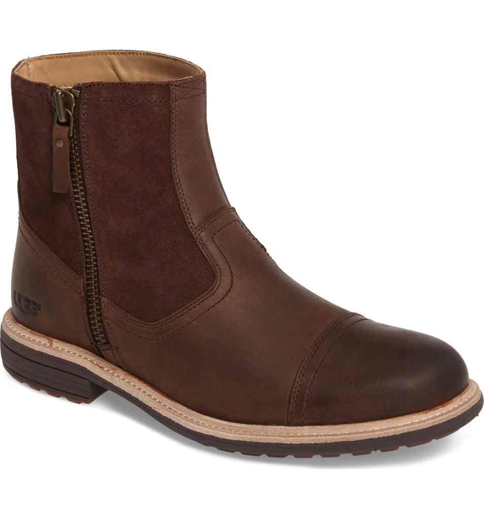 Side Zip Boots Men's