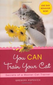 You CAN Train Your Cat: Secrets of a Master Cat Train