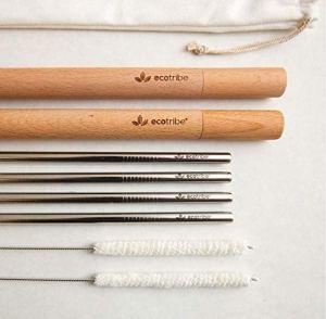 Reusable Straws Ecotribe