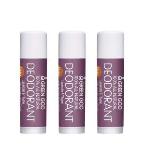 Natural Deodorant Green Goo