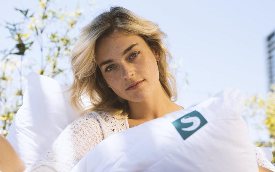 sleepgram adjustable pillow