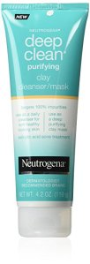 Deep Clean Mask Neutrogena