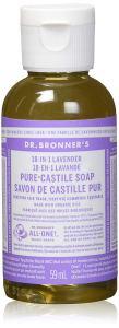 Travel Soap Dr. Bronner's