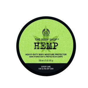 Hemp Moisturizer Body Shop