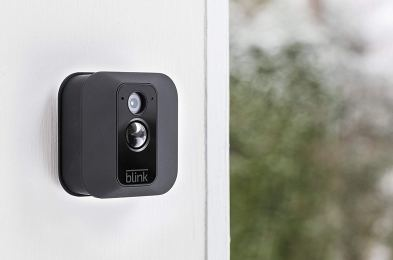 blink home security camera