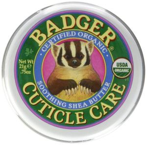 Cuticle Care Badger