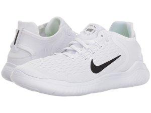 White Running Shoes Nike