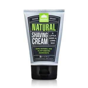 Natural Shaving Cream Pacific